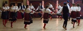 Serbian Dance Performance